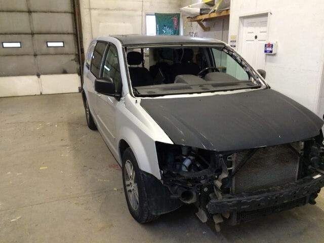 Hood Repair